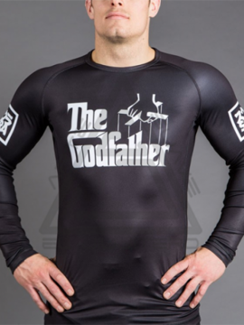 Scramble x The Godfather Rashguard